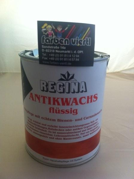 Regina Antikwachs | Bienenwachs - patina | flüssig