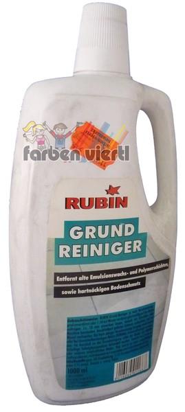 Rubin Grundreiniger   Bodenpflege